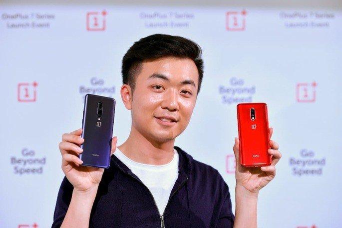 OnePlus apresentação direto