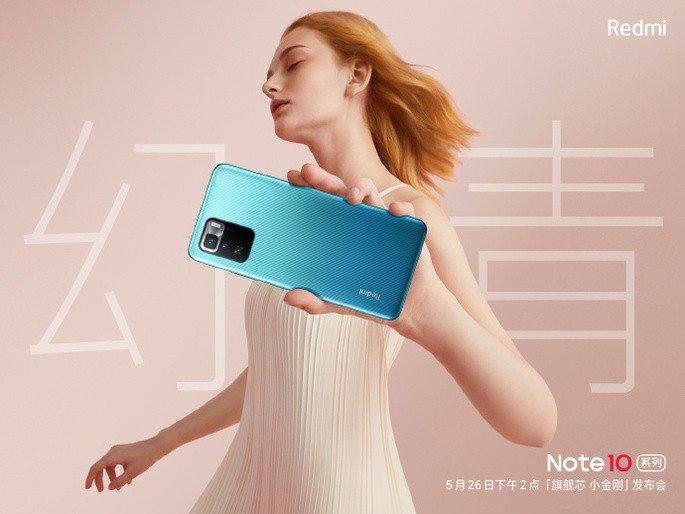 Este é o Xiaomi Redmi Note 10 Ultra