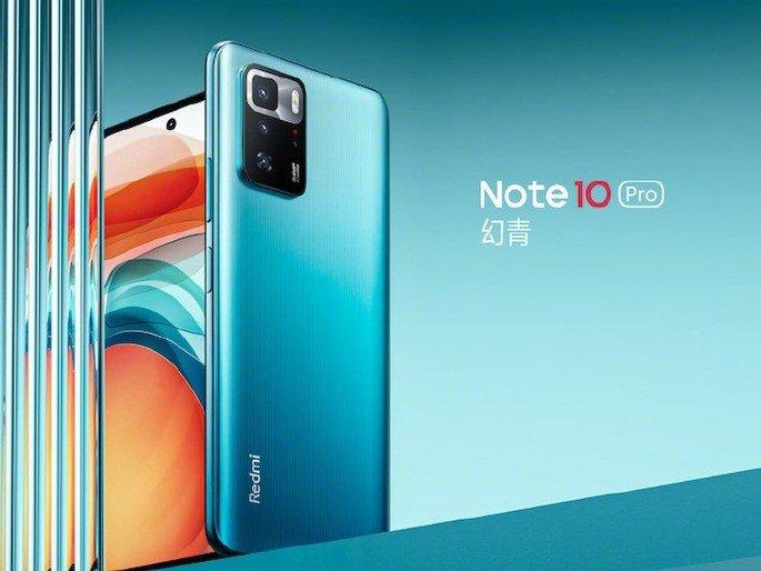Este é o Redmi Note 10 Pro 5G