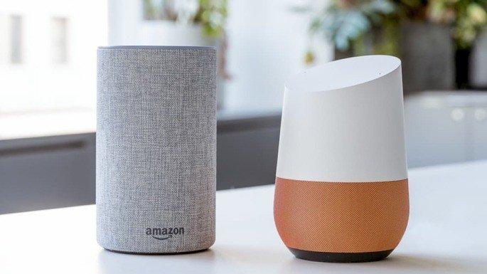 Google Home e Alexa