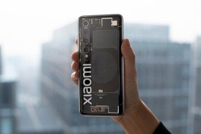 Xiaomi Mi 10 Explorer Edition