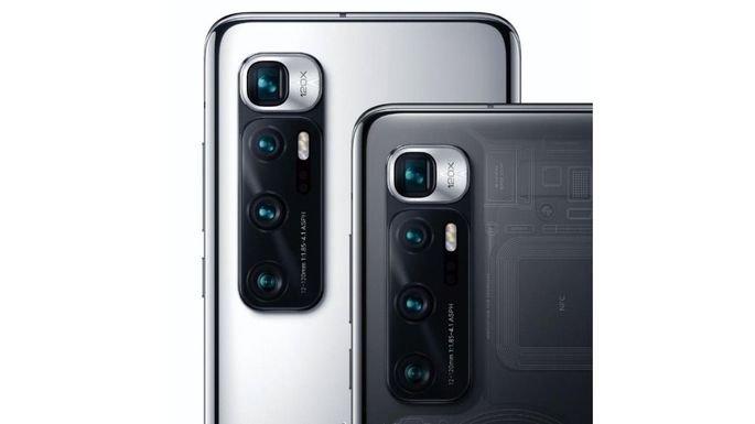 Renderização oficial do Xiaomi Mi 10 Ultra