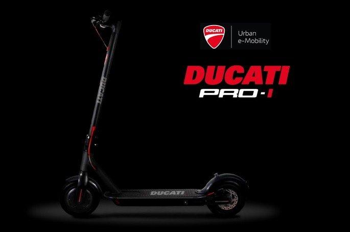 Ducati Pro I