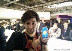 Hands-on do Sony Xperia Z3 com Lollipop #4GNewsMWC