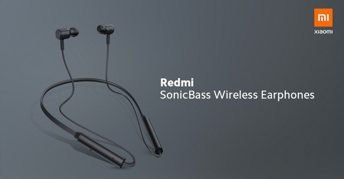 Xiaomi Redmi SonicBass Wireless Earphones
