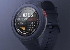 Smartwatch Xiaomi Huami Amazfit Verge revelado de forma oficial