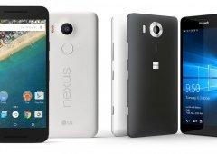 Android Marshmallow e Windows 10 Mobile: semelhanças e diferenças