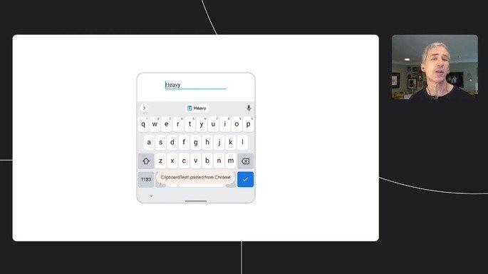 "Google confirma janelas de aviso de uso do ""clipboard"" no Android 12. Crédito: XDA-Developers"