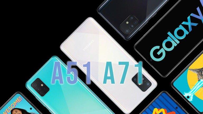 3 razões para comprar os Galaxy A51 e A71 da Samsung