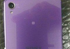 Sony Xperia Z3 terá uma versão Lilás