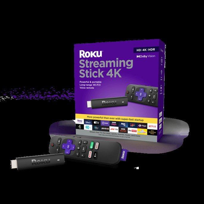 Roku streaming 4k