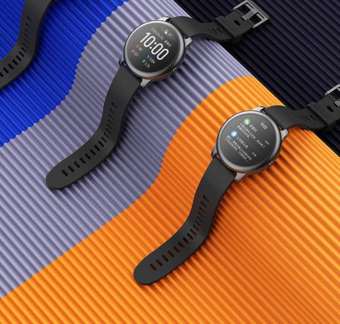 Xiaomi Haylou LS04 Solar Smartwatch
