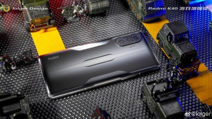 O novo Redmi K40 Gaming Edition