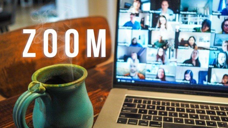 5 dicas Zoom: melhora as videoconferências em Teletrabalho