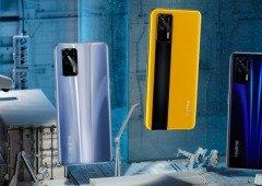 5 smartphones Realme que valem a pena comprar em promoção!