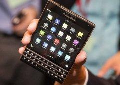 Novo Blackberry Passaport especificações e pequeno video do modelo