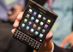 BlackBerry Passport sobrevive a queda de 6 metros- Vídeo