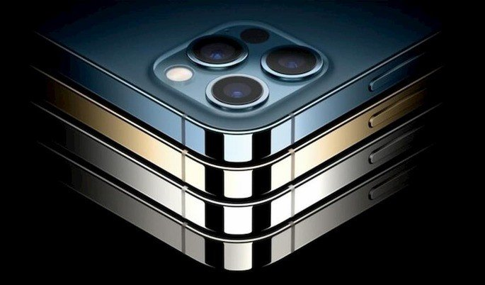Sensor principal do iPhone 12 Pro Max
