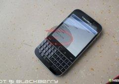 BlackBerry com um novo dispositivo, o Classic.