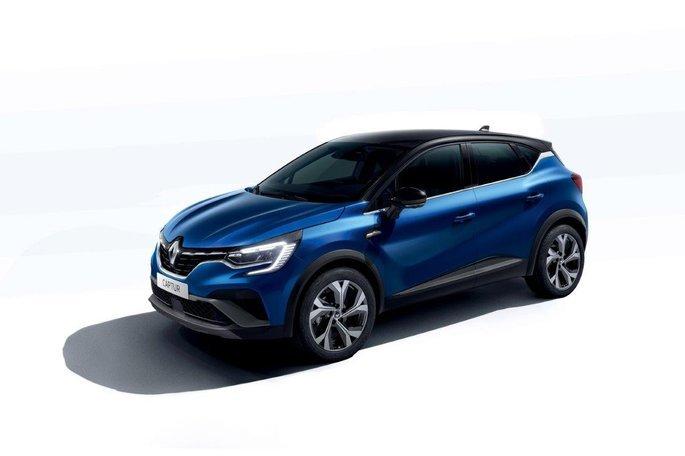 Este é o Renault Captur R.S. Line