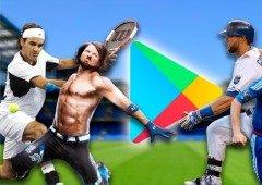 7 jogos de desporto grátis acabados de chegar à Google Play Store!