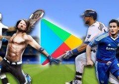 7 jogos de desporto grátis na Google Play Store!