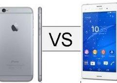 iPhone 6 Plus vs Xperia Z3 – Batalha de especificações