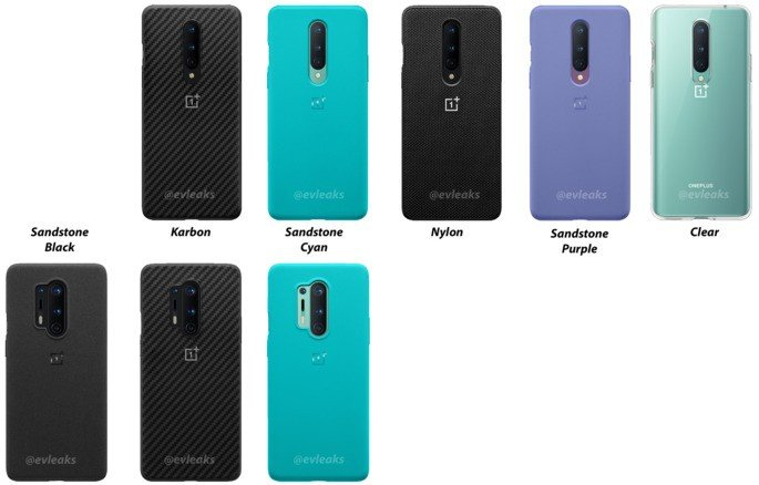 OnePlus 8 e OnsPlus 8 Pro
