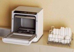 """A """"mini"""" máquina de lavar loiça da Xiaomi já pode ser comprada (não precisa de canalização)"""