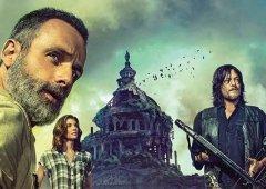 The Walking Dead (TWD) – Trilogia envolvendo Rick Grimes em produção