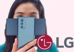 A última surpresa da LG após a saída do mercado de smartphones