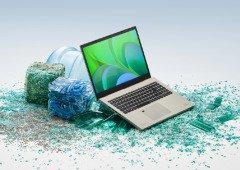 Acer reduz pegada ecológica com nova linha de produtos verdes Vero