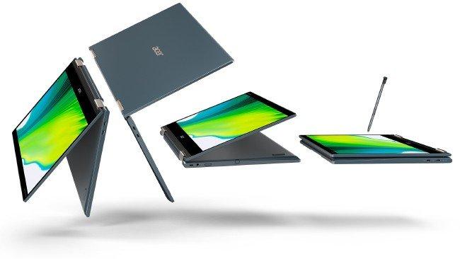 Portátil Acer Spin 7