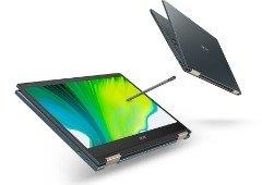 Acer Spin 7: o primeiro portátil com o chip Snapdragon 8cx Gen 2 5G