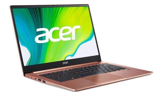 Portátil Acer Swift 3 rosa