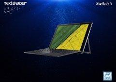 Acer Switch 5: O 2 em 1 para fazer frente ao Surface Pro