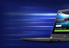 Acer TravelMate P2: novos portáteis com mais potência a boa bateria