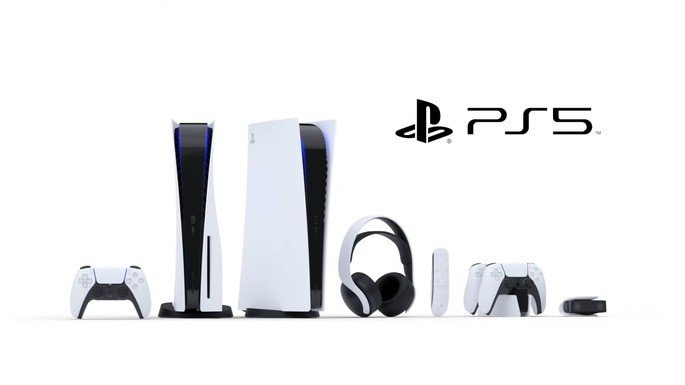 Acessórios PS5