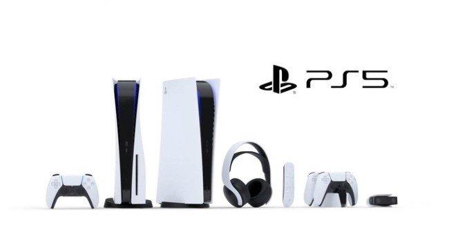 Acessórios oficiais para a nova PS5