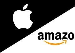 Acordo entre Apple e Amazon poderá ser ilegal. Entende porquê