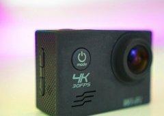 Action-Cam 4K por menos de 50€ sem alfândega | Review