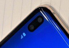 """Adeus notches e buracos no ecrã! Patente da LG revela smartphone com câmara """"dentro"""" do ecrã"""