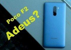 Adeus Pocophone F2? Xiaomi poderá encerrar a submarca Pocophone!