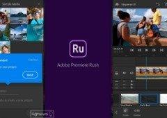 Adobe Premiere Rush chegou finalmente ao Android!