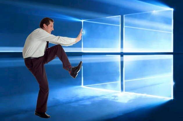 Windows 10 1903 Microsoft update atualização pausa