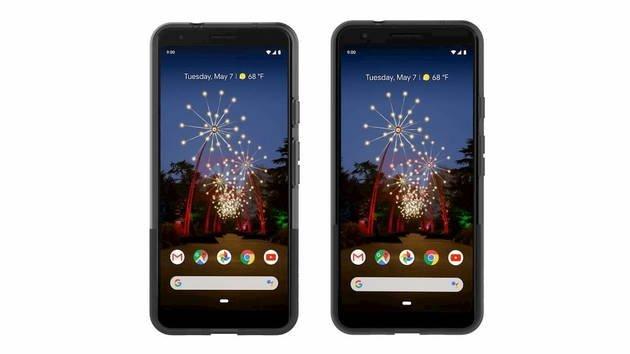 google pixel 3a xl renders