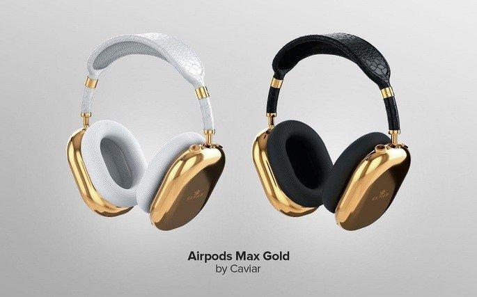AirPods Max Caviar