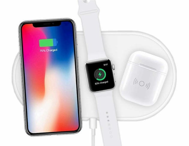 airpower iphone airpods apple watch