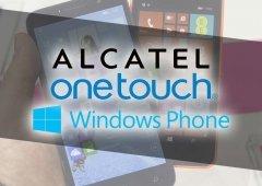 Alcatel vai mesmo fazer um smartphone com Windows 10