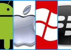 Windows Phone cresce na Europa enquanto que o iOS diminui.